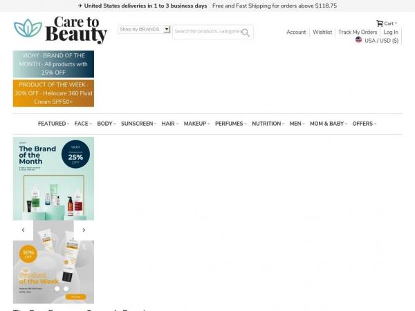 caretobeauty.com