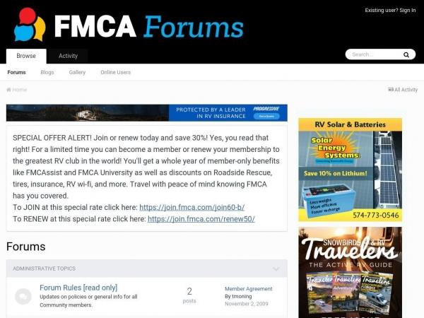community.fmca.com