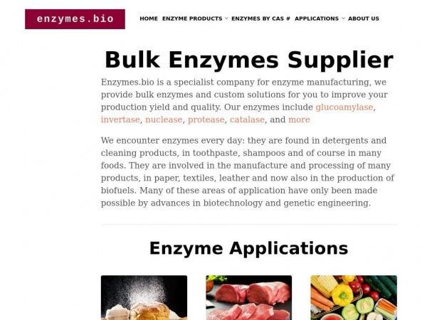 enzymes.bio
