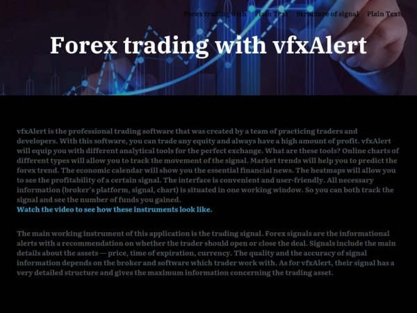 forex-trading-with-vfxalert.mystrikingly.com