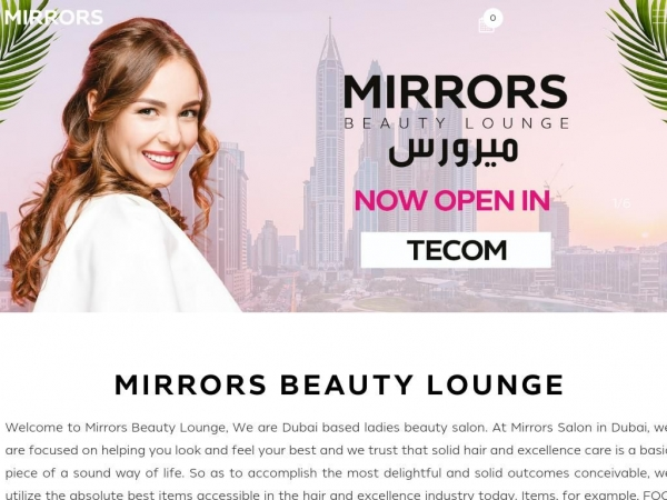 mirrorsbeautylounge.com