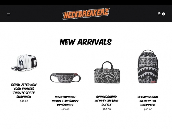 neckbreakerzstore.com