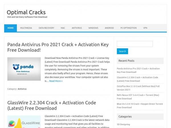 optimalcracks.com